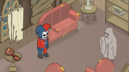 Screenshot - Haunted House